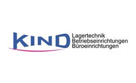 KIND Lagertechnik, Betriebseinrichtungen, Büroeinrichtungen